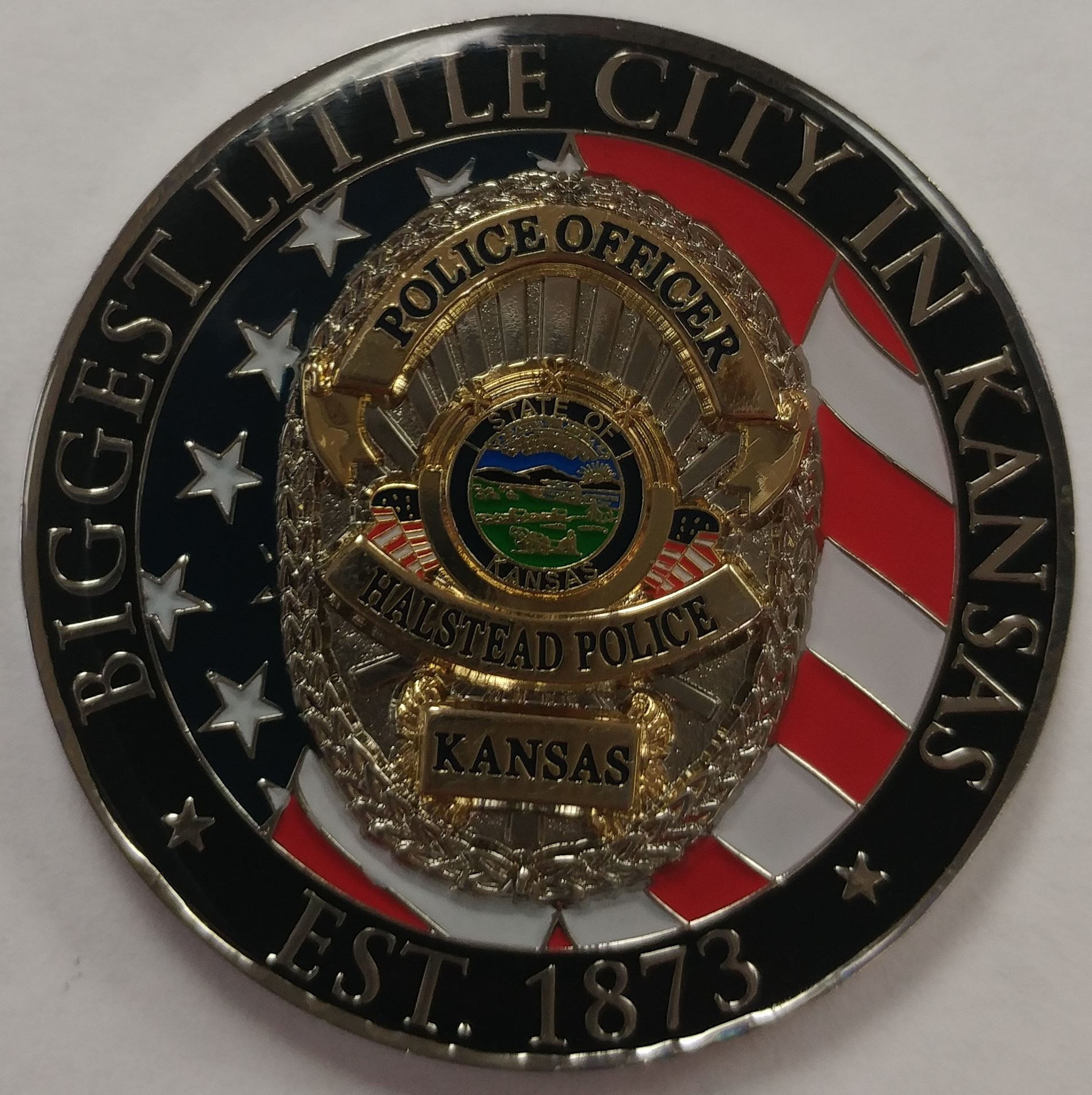 PD Medallion