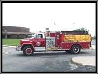 Engine 21 - 1988 C70 Chevrolet McGinley Tanker-Pumper