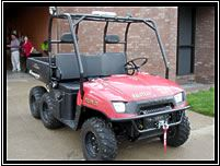 Utility 27 - 2007 Polaris Ranger AWD ATV