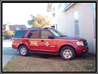 Command 26 - 2008 AWD Ford Expedition